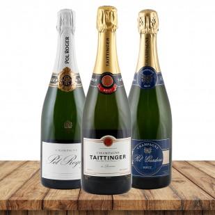 Champagne-Premium-Paket