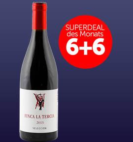 6+6 Superdeal: 12 Fl. Finca la Tercia Selección Limited Edition 2015