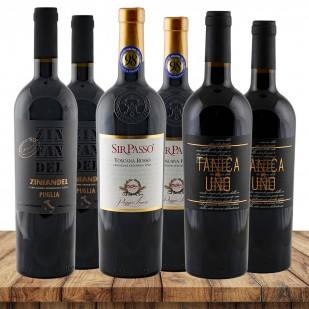 Italien täglicher Luxus-Bester Weinhändler 2019