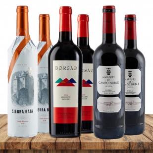 Spanien täglicher Luxus-Bester Weinhändler 2019