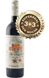 3+3 SUPERDEAL: 6 Magnum (1,5 L) Don Quijote y Rosinante Roble 2014