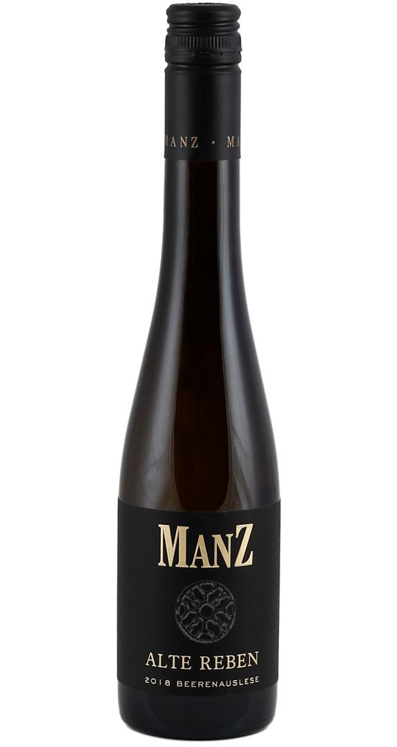 Produktbild zu (0,375 L) Manz Alte Reben Beerenauslese 2018 von Weingut Manz