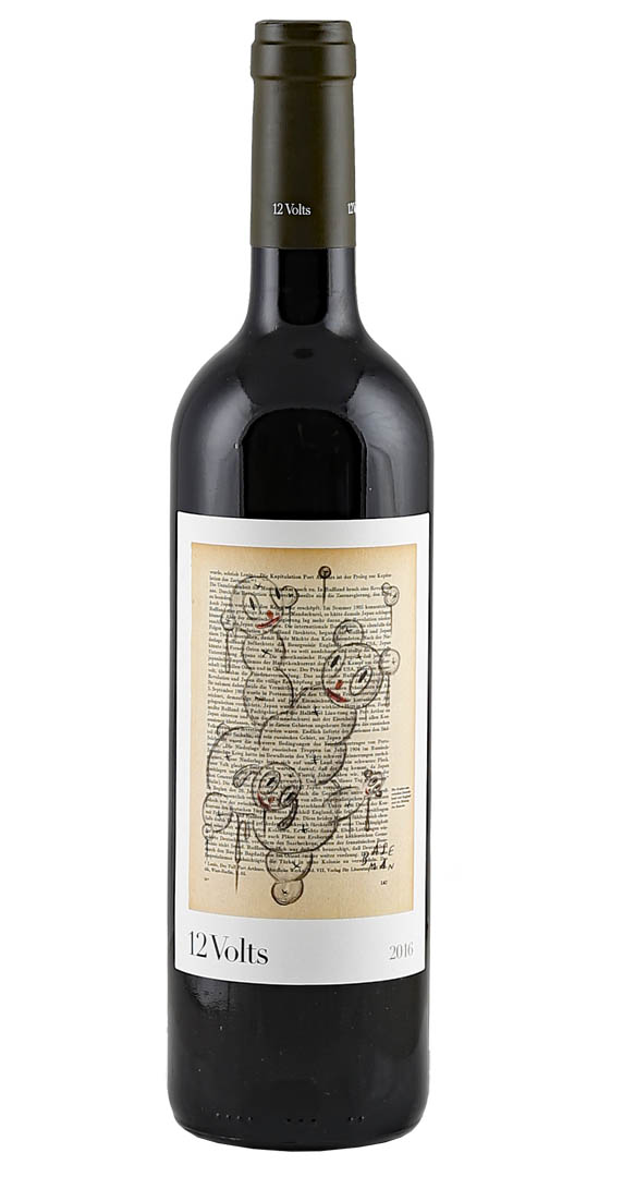 Produktbild zu Magnum (1,5 L) 4kilos Vinícola 12 Volts 2018 ** von 4 Kilos vinícola S.L.
