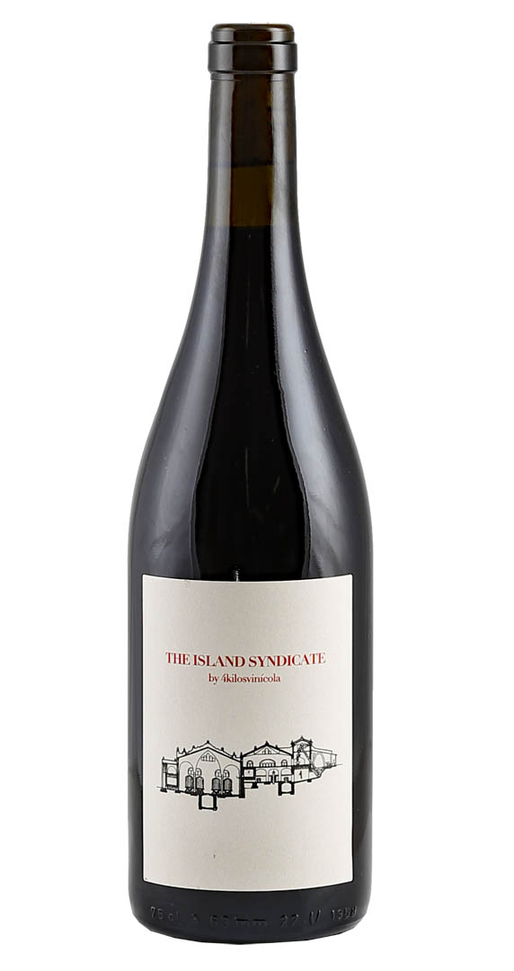 Produktbild zu 4kilos Vinícola The Island Syndicate 2017 ** von 4 Kilos vinícola S.L.