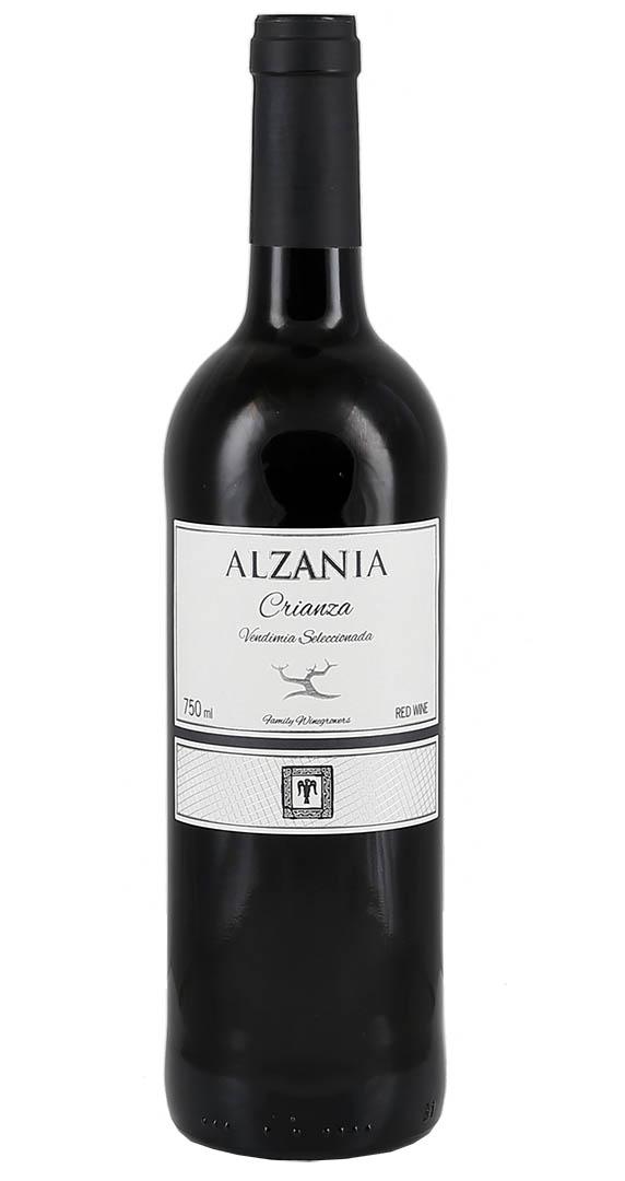 Produktbild zu Alzania Crianza Vendimia Seleccionada 2017 von Alzania