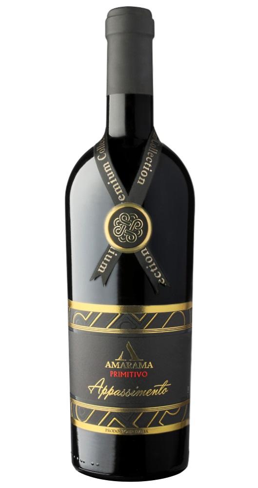 Produktbild zu Amarama Primitivo Appassimento 2018 von Provinco