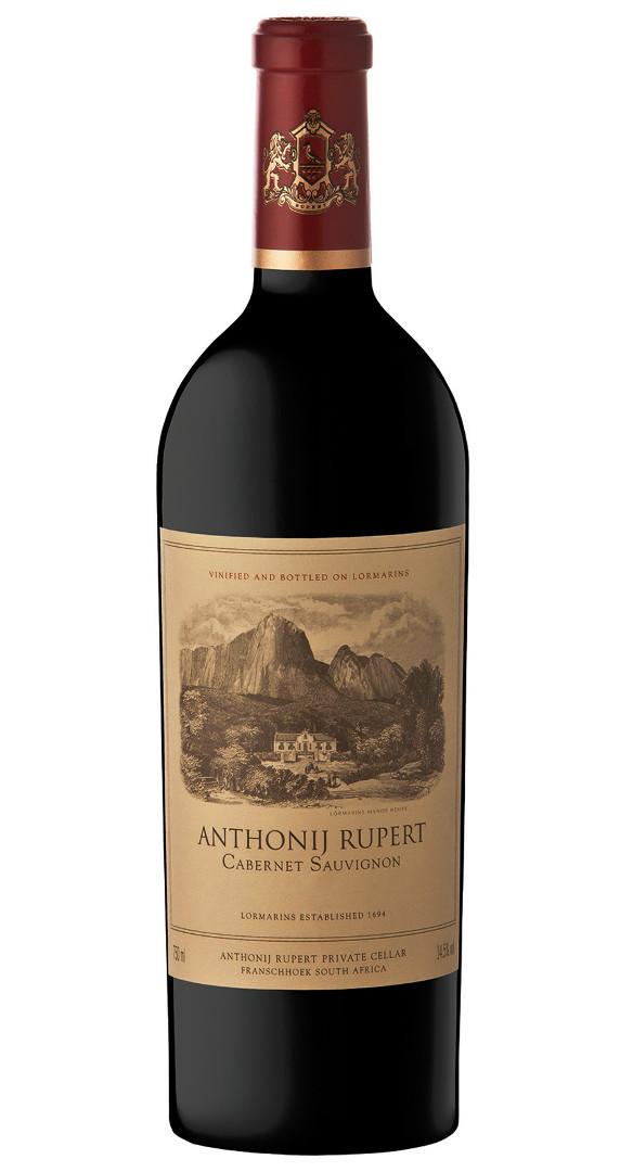Anthonij Rupert Cabernet Sauvignon 2011 0,75l R...