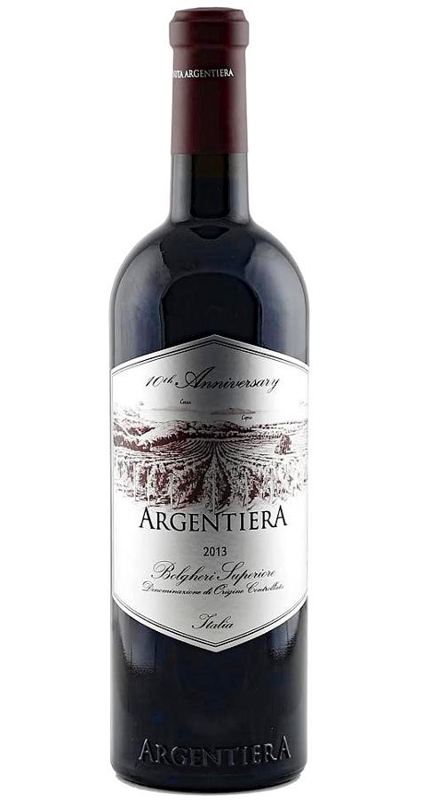 Argentiera Bolgheri Superiore 2013 Tenuta Argen...