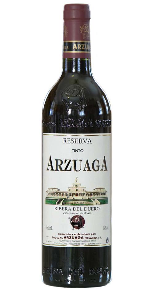Arzuaga Reserva 2011