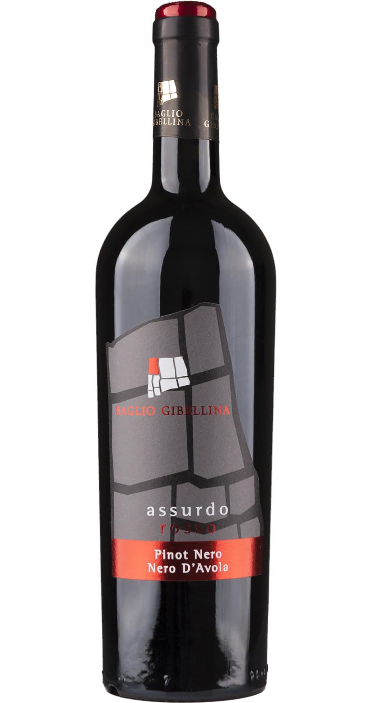 Assurdo Rosso Pinot Nero Nero d´Avola IGT Sicil...