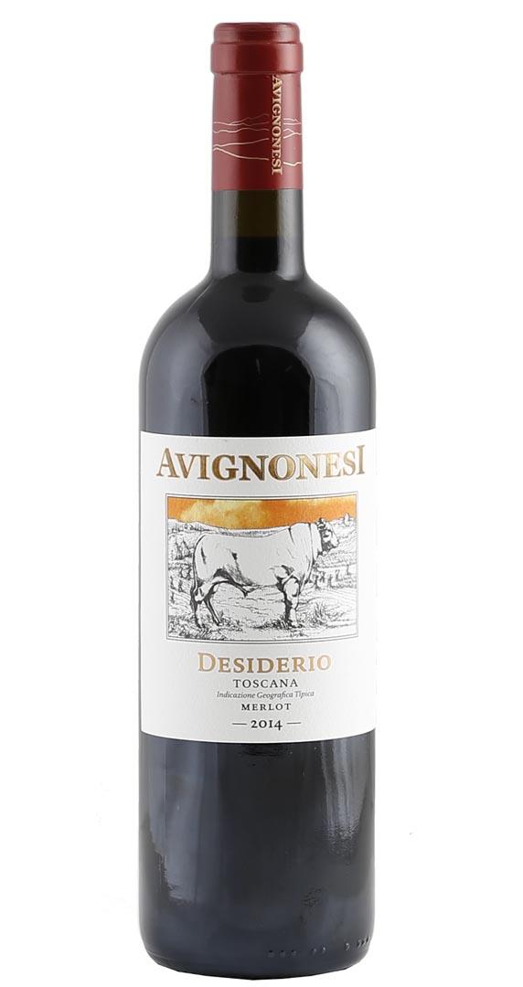 Avignonesi Desiderio Merlot Toscana 2014 0,75l ...