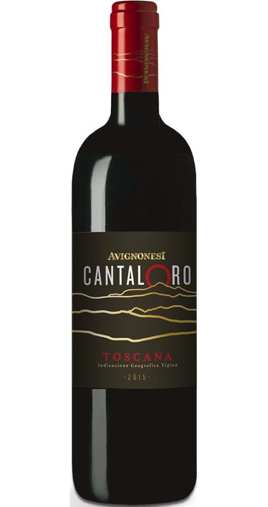 Avignonesi Cantaloro Rosso 2015 0,75l Rotwein I...