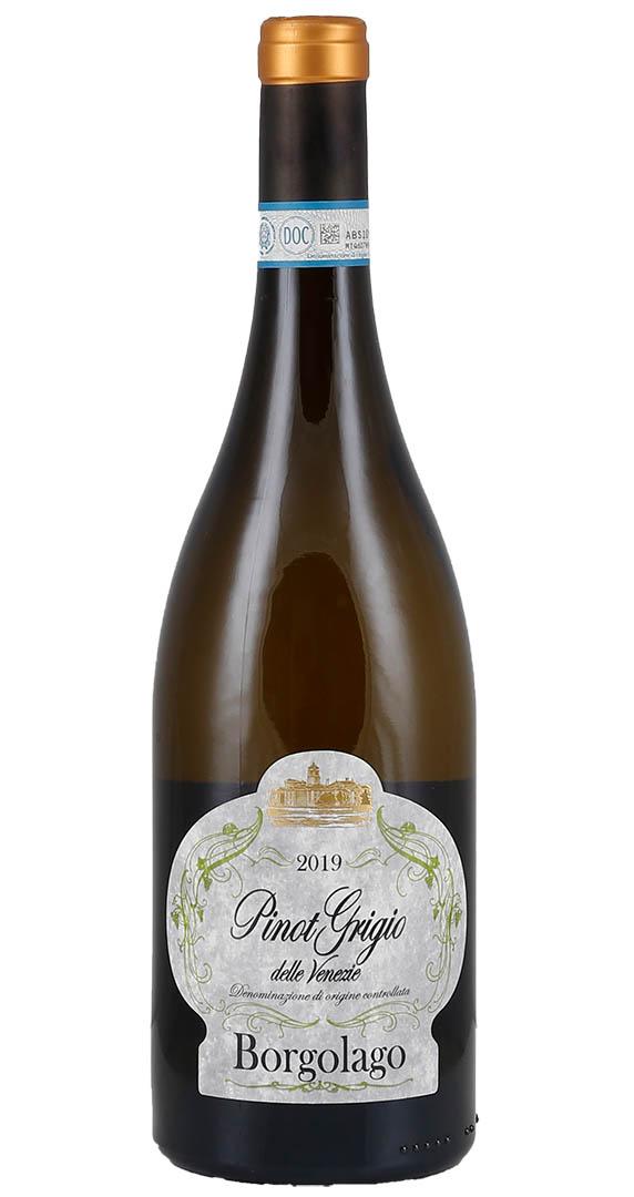 Produktbild zu Borgolago Pinot Grigio 2019 von Cantina Delibori - Borgolago