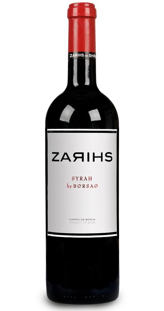 Borsao Zarihs - Syrah 2014 Bodegas Borsao 0,75l...