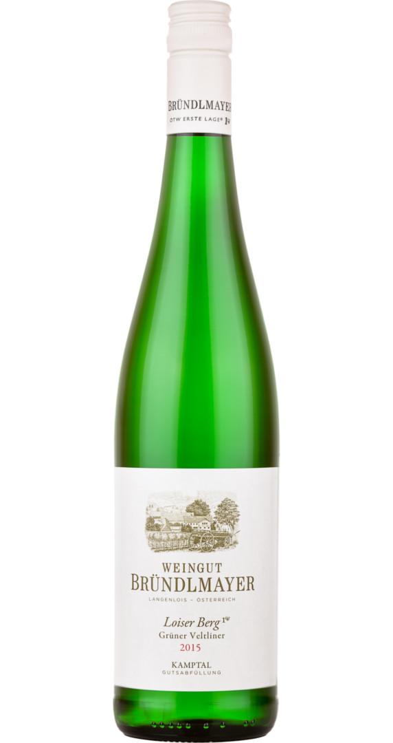 Weingut Bründlmayer Loiser Berg Erste Lage Grün...