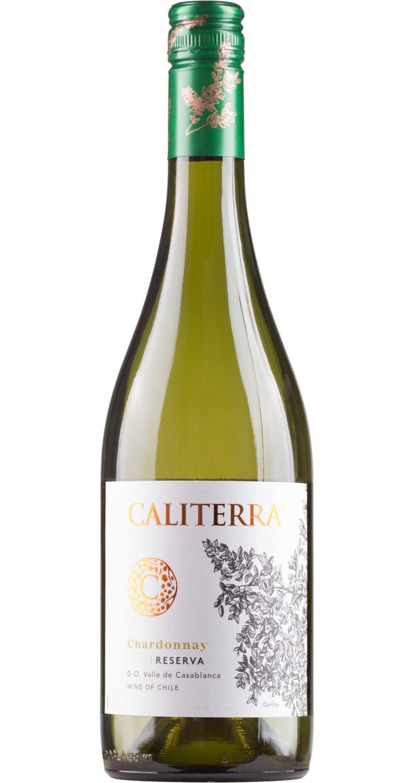 Caliterra Chardonnay Reserva 2017 0,75l Weißwei...
