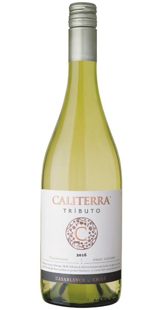 Caliterra Chardonnay Tributo 2016 0,75l Weißwei...