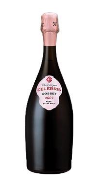 Champagne Gosset Celebris Rosé Extra Brut 2007 ...