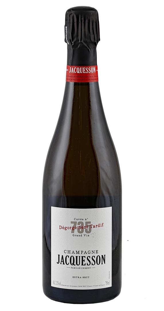 Champagne Jacquesson Extra Brut 735 Dégorgement...
