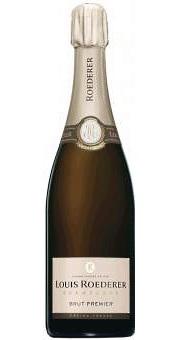 Champagne Louis Roederer Brut Premier 0,75l Sch...