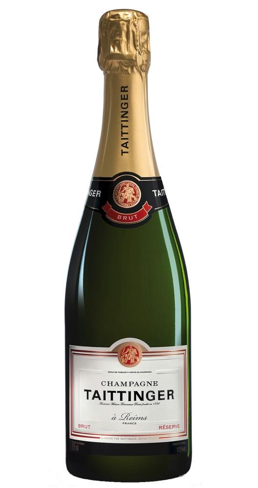 Doppelmagnum (3,0 L) Champagne Taittinger Brut ...