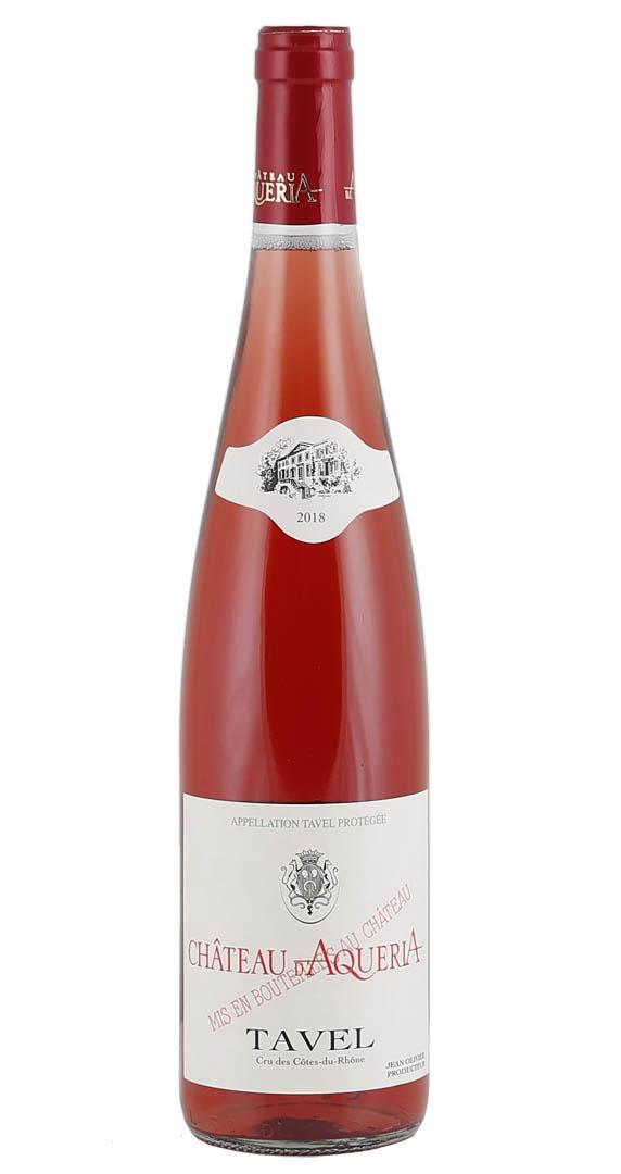 Produktbild zu Château d'Aqueria Tavel Rosé 2019 von Château d'Aqueria