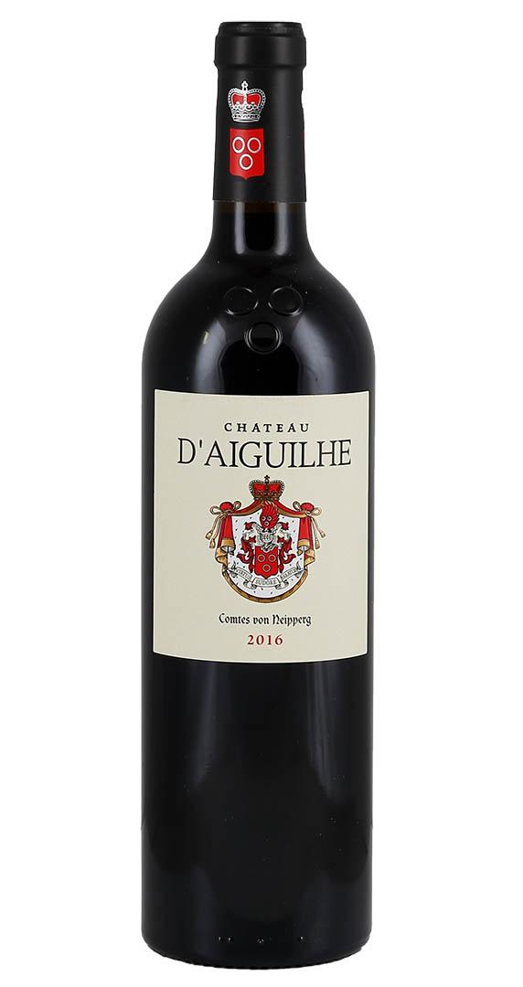 Produktbild zu Château d'Aiguilhe 2016 von Château d'Aiguilhe