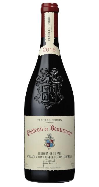 Produktbild zu Château de Beaucastel Châteauneuf-du-Pape Rouge 2017 von Famille Perrin - Château de Beaucastel