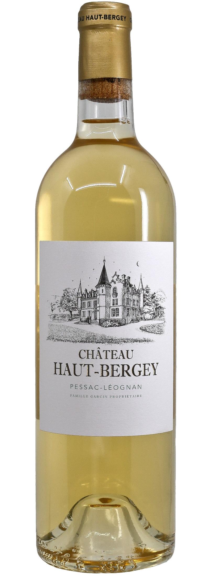 Produktbild zu Château de Haut Bergey Blanc 2019 (Subskription) von Château de Haut Bergey