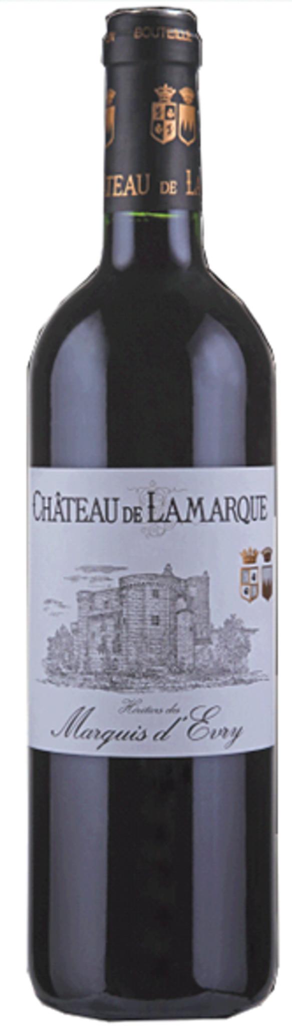 Produktbild zu Château de Lamarque 2019 (Subskription) von Château de Lamarque