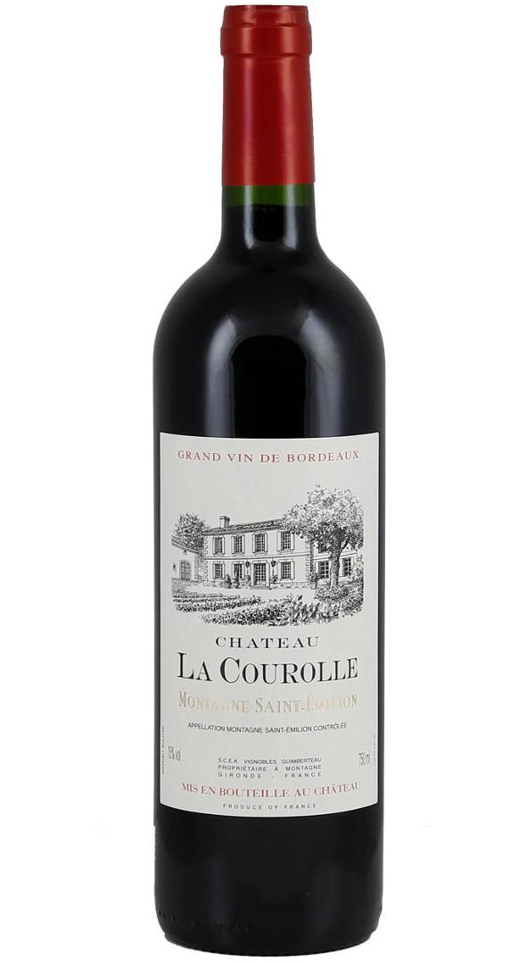 Produktbild zu Château la Courolle 2018 von Château la Courolle