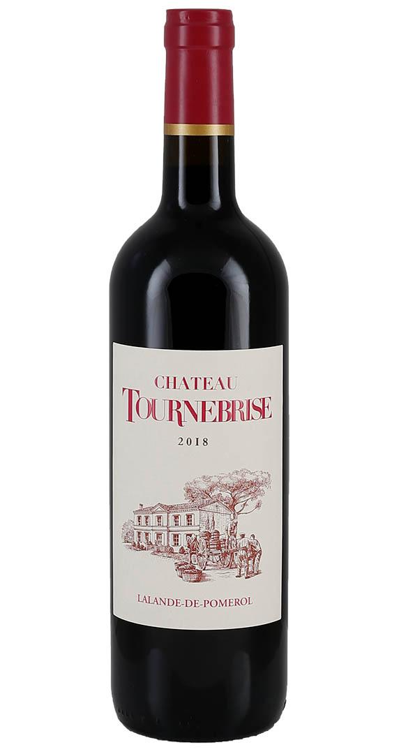 Produktbild zu Château Tournebrise Lalande-de-Pomerol 2018 von Château Tournebrise