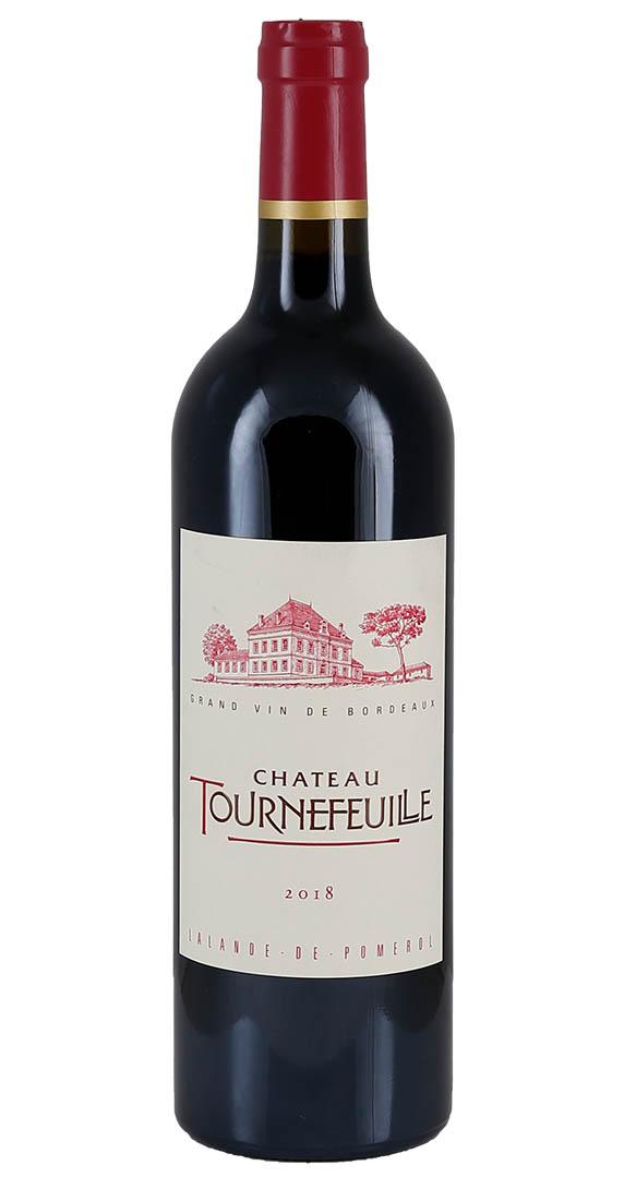 Produktbild zu Château Tournefeuille Lalande-de-Pomerol 2018 von Château Tournefeuille