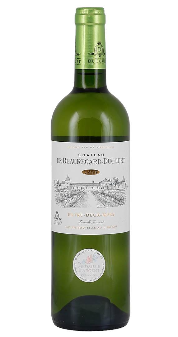Produktbild zu Château de Beauregard-Ducourt Entre-Deux-Mers 2019 von Vignobles Ducourt