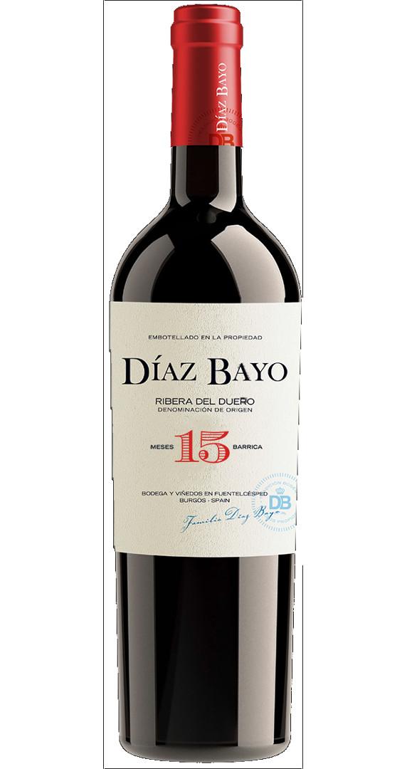 Produktbild zu Diaz Bayo 15 Meses 2017 von Díaz Bayo