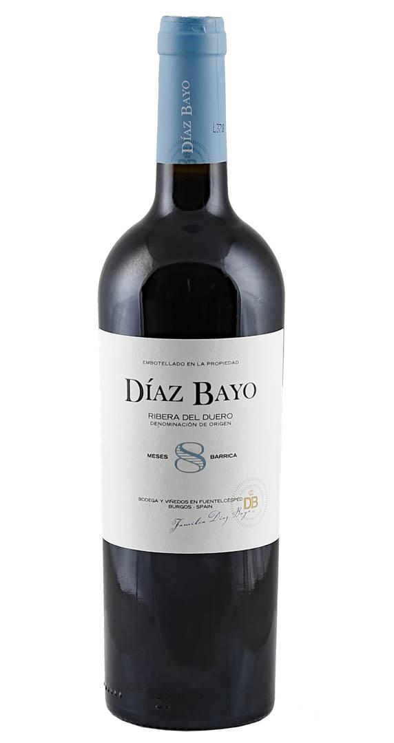 Produktbild zu Magnum (1,5 L) Diaz Bayo 8 Meses 2019 von Díaz Bayo