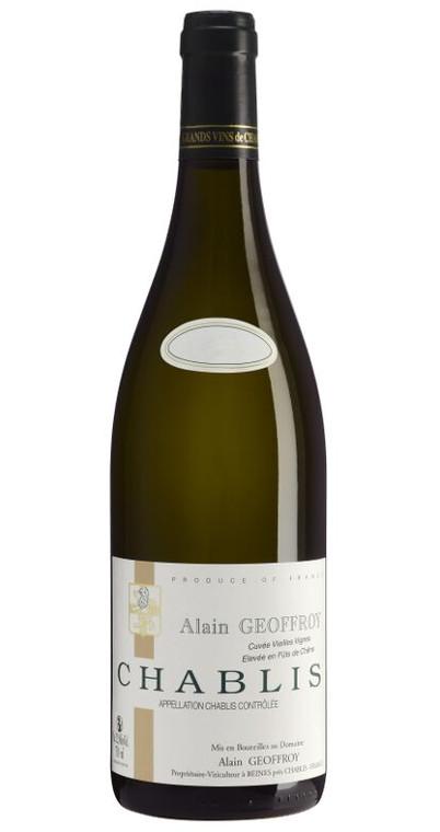 Domaine Alain Geoffroy Chablis Vieilles Vignes ...