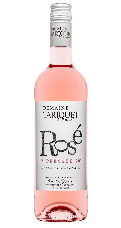 Produktbild zu Domaine Tariquet Rosé de Pressée 2019 von Château du Tariquet