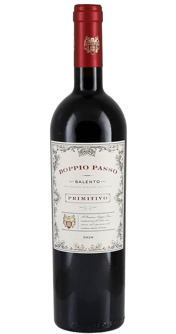 Produktbild zu Doppio Passo Salento Primitivo 2020 von Botter