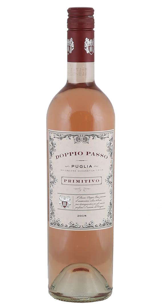 Produktbild zu Doppio Passo Primitivo Rosato 2019 von Botter