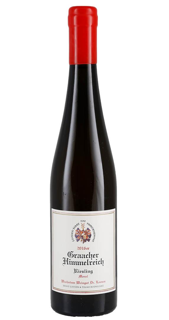 Produktbild zu Dr. Loosen Graacher Himmelreich Riesling Rodriguez & Loosen 2016 von Weingut Dr. Loosen