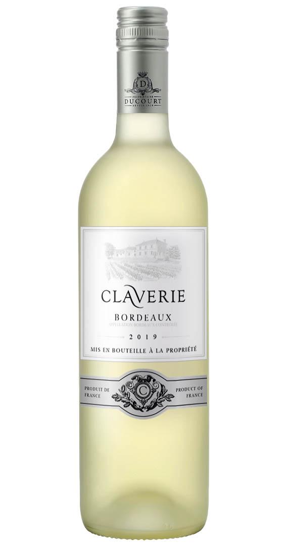 Produktbild zu Ducourt Claverie Bordeaux blanc 2019 von Vignobles Ducourt