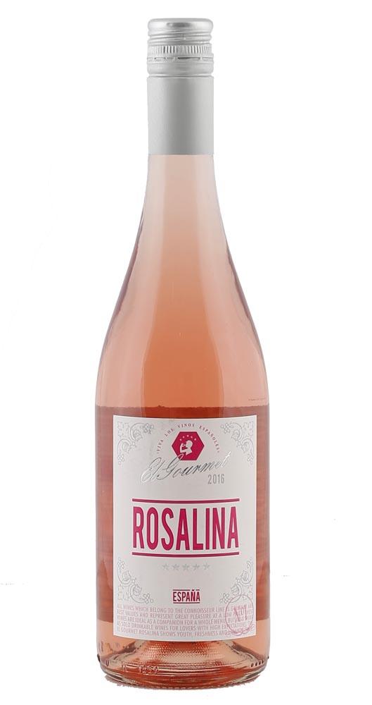 Produktbild zu El Gourmet Rosalina Rosado 2019 von Vinos-Espana - Campo de Borja