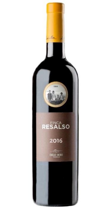 Emilio Moro Finca Resalso 2016 0,75l Rotwein Sp...