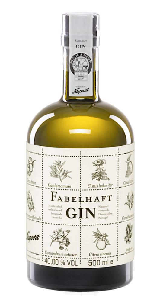 Produktbild zu Fabelhaft Gin von NORDIK Edelbrennerei