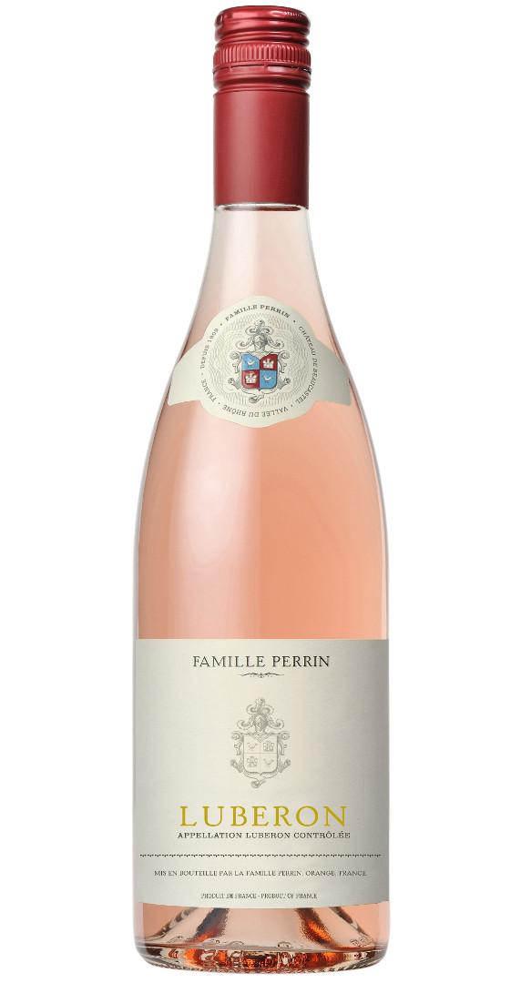 Produktbild zu Famille Perrin Luberon Rosé 2019 von Famille Perrin - Les Crus