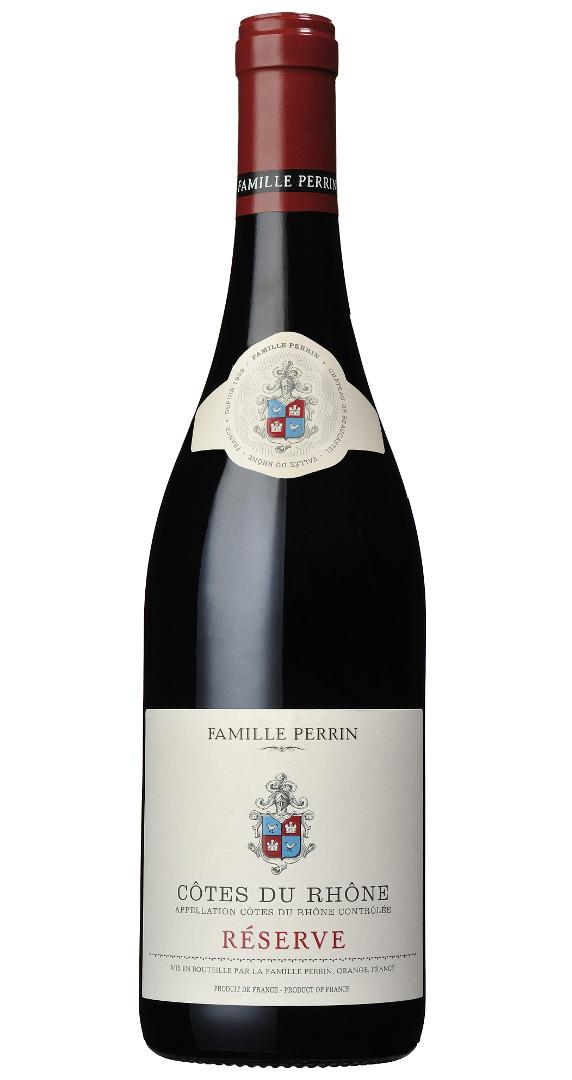 Famille Perrin Réserve Côtes du Rhône Rouge 2016