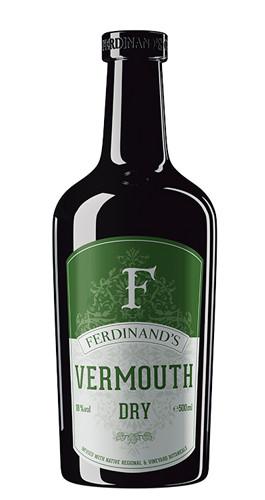 Produktbild zu Ferdinand's Dry Vermouth von Capulet&Montague