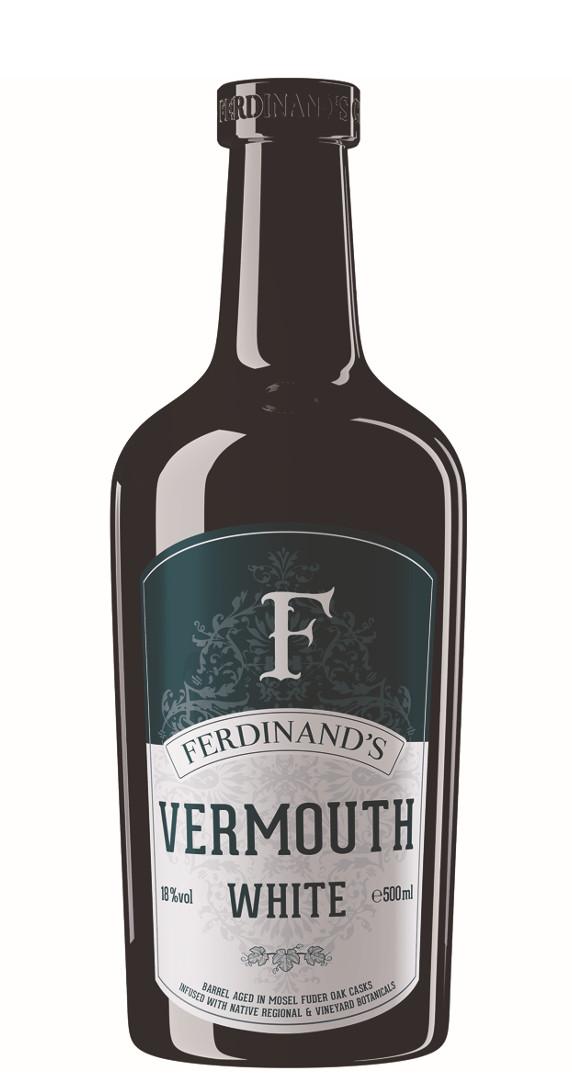 Produktbild zu Ferdinand's White Vermouth von Capulet&Montague