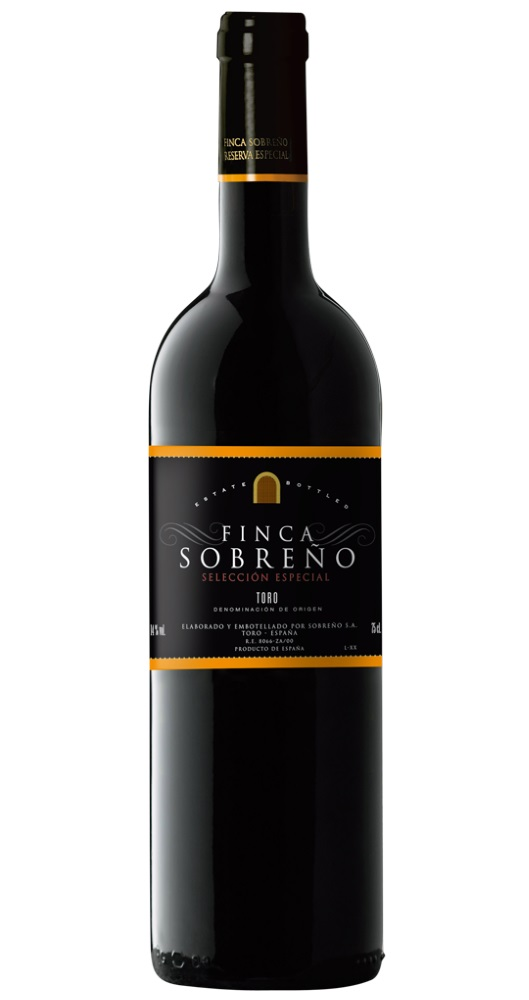 Finca Sobreno Reserva Seleccion Especial 2012 0...